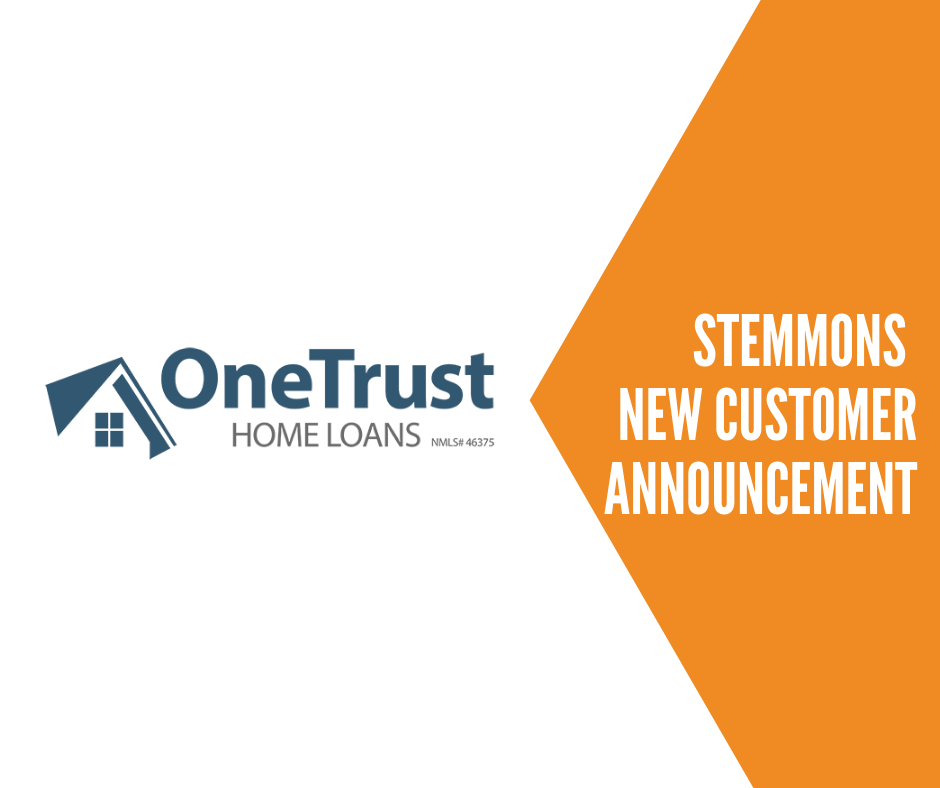 New Client: OneTrust Home Loans