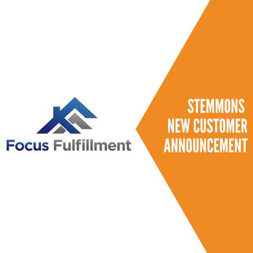 New Client Announcement: Focus Fulfillment