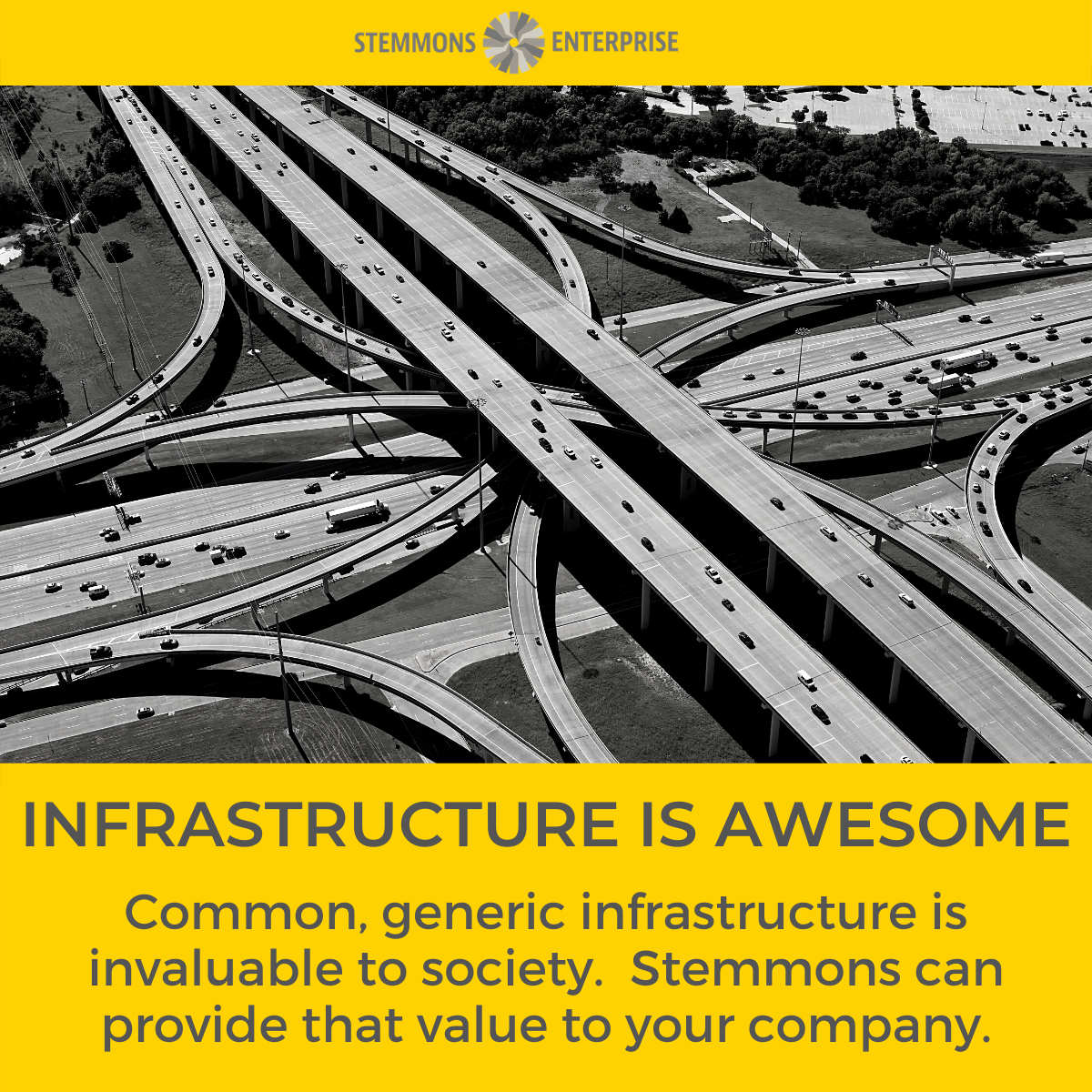 Infrastructure is Awesome