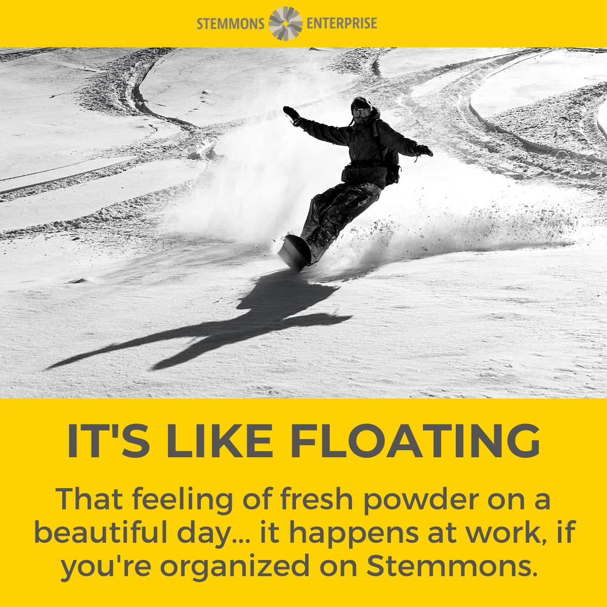 It's Like Floating